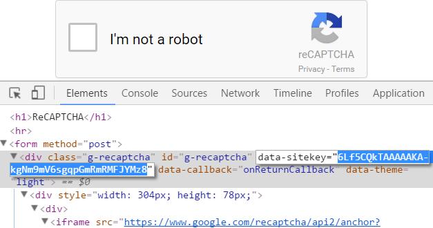 2captcha-get-site-key
